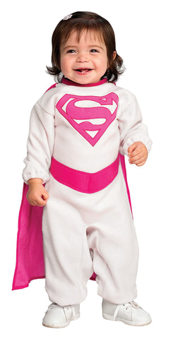 Pink Supergirl - Infant - Willow Manor Shop