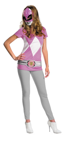 Pink Ranger Alternative - Teen - Willow Manor Shop