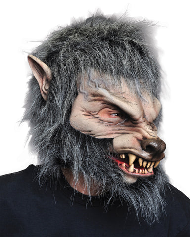 Great Wolf Mask - Willow Manor Shop