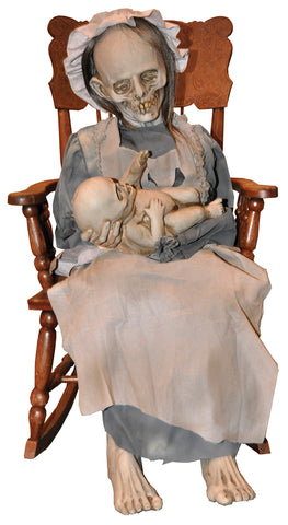Rocking Lullaby Baby - Frightronics - Willow Manor Shop