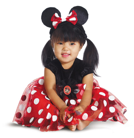 Minnie Red - 6-12 Months - Willow Manor Shop