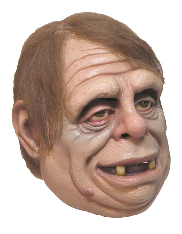 Cousin Eerie Latex Mask - Willow Manor Shop