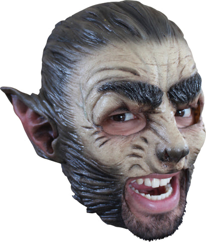 Wolf  Latex Mask - Willow Manor Shop