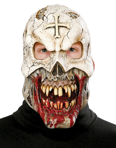 Voodoo Priest Mask - Willow Manor Shop