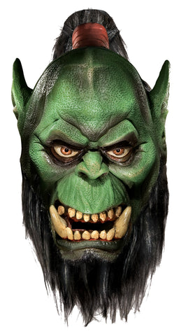 World of Warcraft Orc Mask - Willow Manor Shop