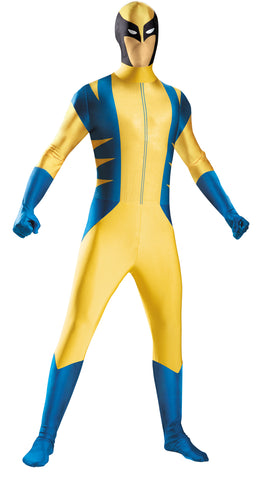 Wolverine Bodysuit - Child 10-12 - Willow Manor Shop
