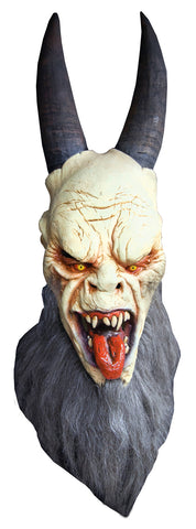 Krampus Latex Mask - Willow Manor Shop