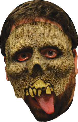 Z-ekk Zombie Latex Mask - Willow Manor Shop