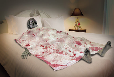 Bloody Death Bed Zombie Kit