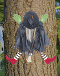 Tree Trunk Witch - Willow Manor Shop