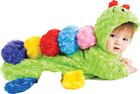 Colorful Caterpillar Bunting -  Infant