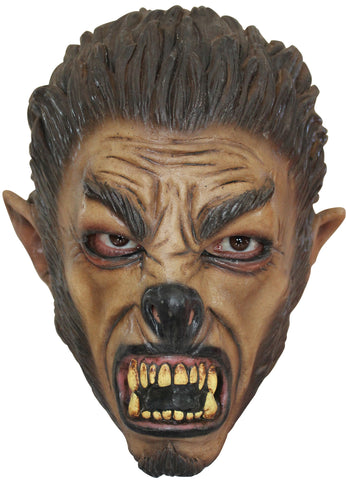 Wolf Latex Mask - Child - Willow Manor Shop