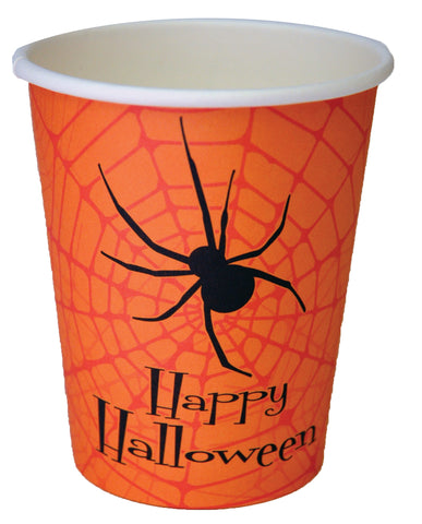 Spider Cups 9 0z - 40 Pc - Willow Manor Shop