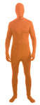 Skin Suit Neon Orange - Teen - Willow Manor Shop