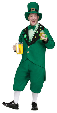 St Patricks Day Pub Leprechaun - Adult