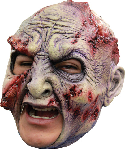 Rotted Chinless Latex Mask - Willow Manor Shop