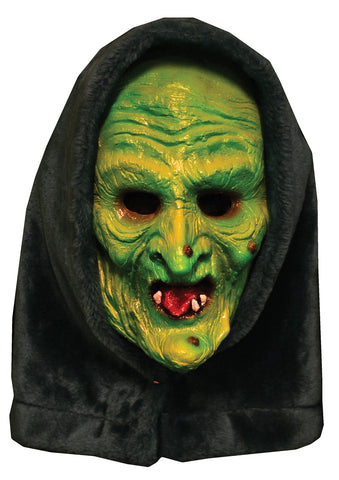 Halloween Witch Mask - Willow Manor Shop