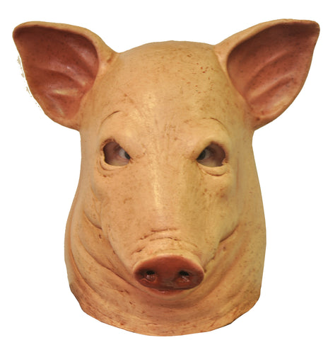 Blood Pig Latex Mask - Willow Manor Shop