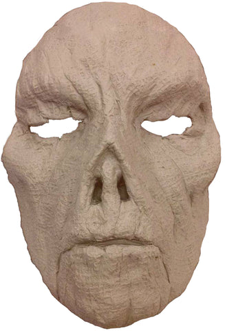 Scarecrow Latex Face Mask - Willow Manor Shop