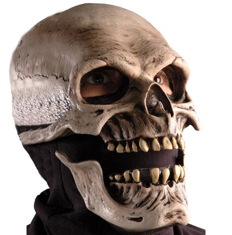 Death Latex Mask - Willow Manor Shop