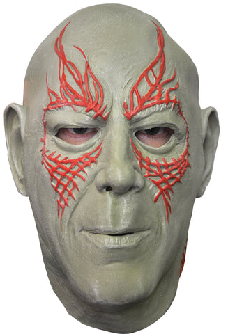 Drax The Destroyer Mask - Willow Manor Shop