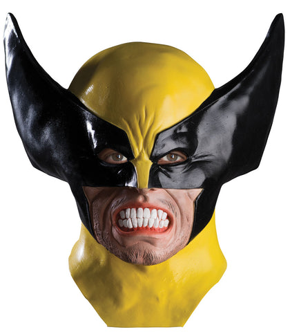 Wolverine Latex Mask - Adult - Willow Manor Shop