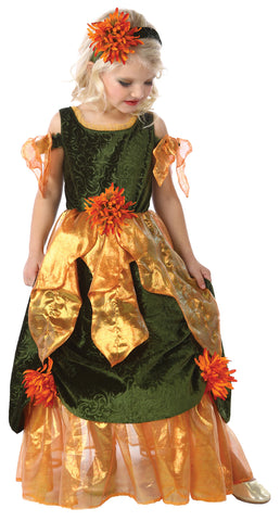 Maple Fall Princess - Child - Willow Manor Shop