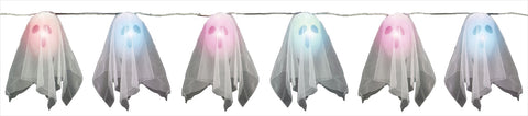 Ghost String Lights Color Change - Willow Manor Shop