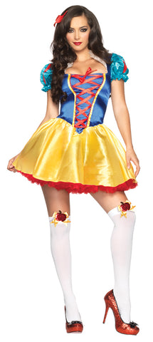 2 Pc Snow White Fairytale - Willow Manor Shop