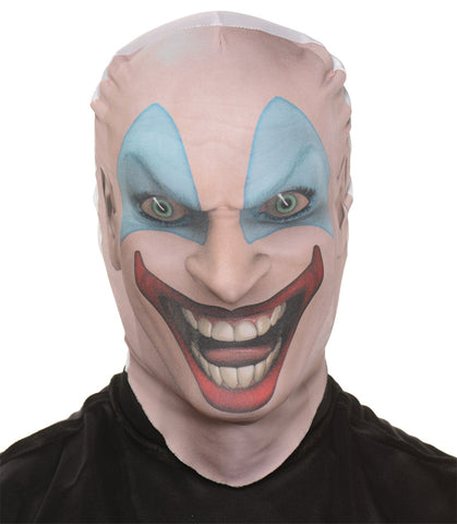 Killer Clown Skin Mask - Willow Manor Shop