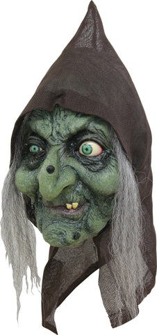 Old Hag Witch Mask - Willow Manor Shop