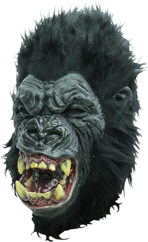 Rage Ape Latex Mask - Willow Manor Shop