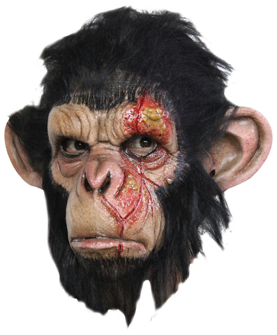 Infected Chimp Mask - Willow Manor Shop