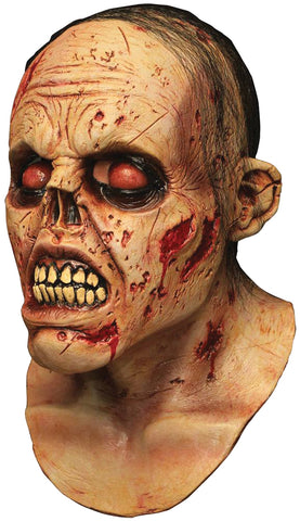 Zombie Lurker Latex Mask - Willow Manor Shop