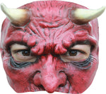 Devil Latex Half Mask - Willow Manor Shop