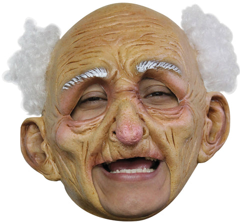 Deluxe Oldman Chinless Mask - Willow Manor Shop