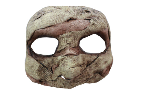 Mummy Latex Half Mask - Willow Manor Shop