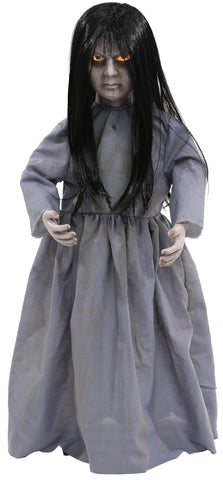 Lil Sweet Vengeance Haunted Doll - Animated - Willow Manor Shop