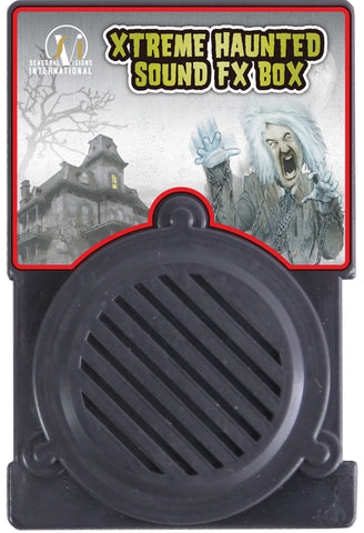 X-treme Haunted Sound Fx Box - Willow Manor Shop