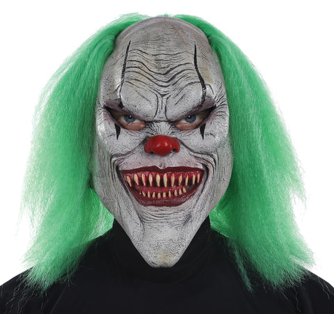 Evil Clown Mask - Willow Manor Shop