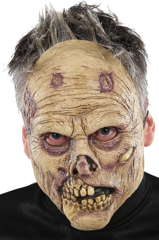 Rancid Zombie Mask - Willow Manor Shop