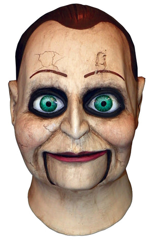 Dead Silence Billy Puppet Mask - Willow Manor Shop