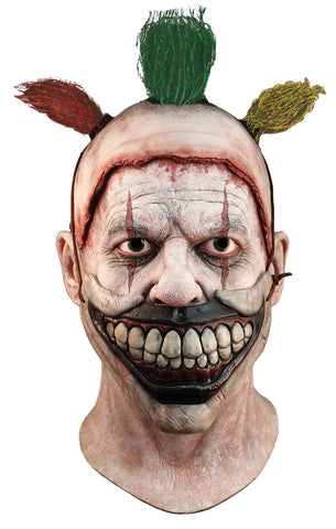 Complete Twisty The Clown Mask - Willow Manor Shop