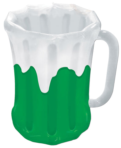 Inflatable Beer Mug Cooler - Willow Manor Shop