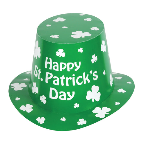 Happy St. Patricks Day Hat - 5 Pack