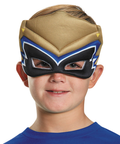 Gold Ranger Dino Puffy Mask - Willow Manor Shop