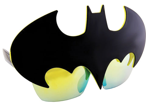 Sunstache Batman Symbol Glasses - Willow Manor Shop