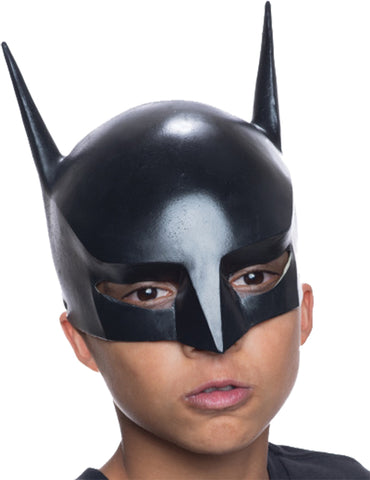Batman 3-4 Mask - Child - Willow Manor Shop