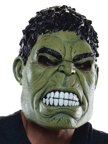 Hulk 3-4 Mask - Willow Manor Shop