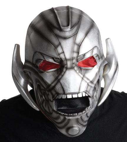 Avengers Ultron Latex Mask - Willow Manor Shop